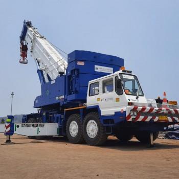 Mobile Crane Tadano TG-1600M-4